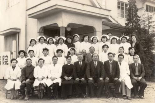 金重病院設立