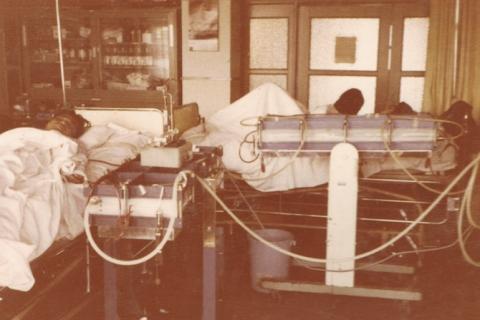 血液透析センター開設
