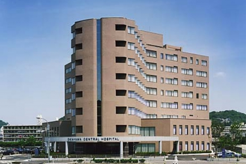 新・岡山中央病院開設